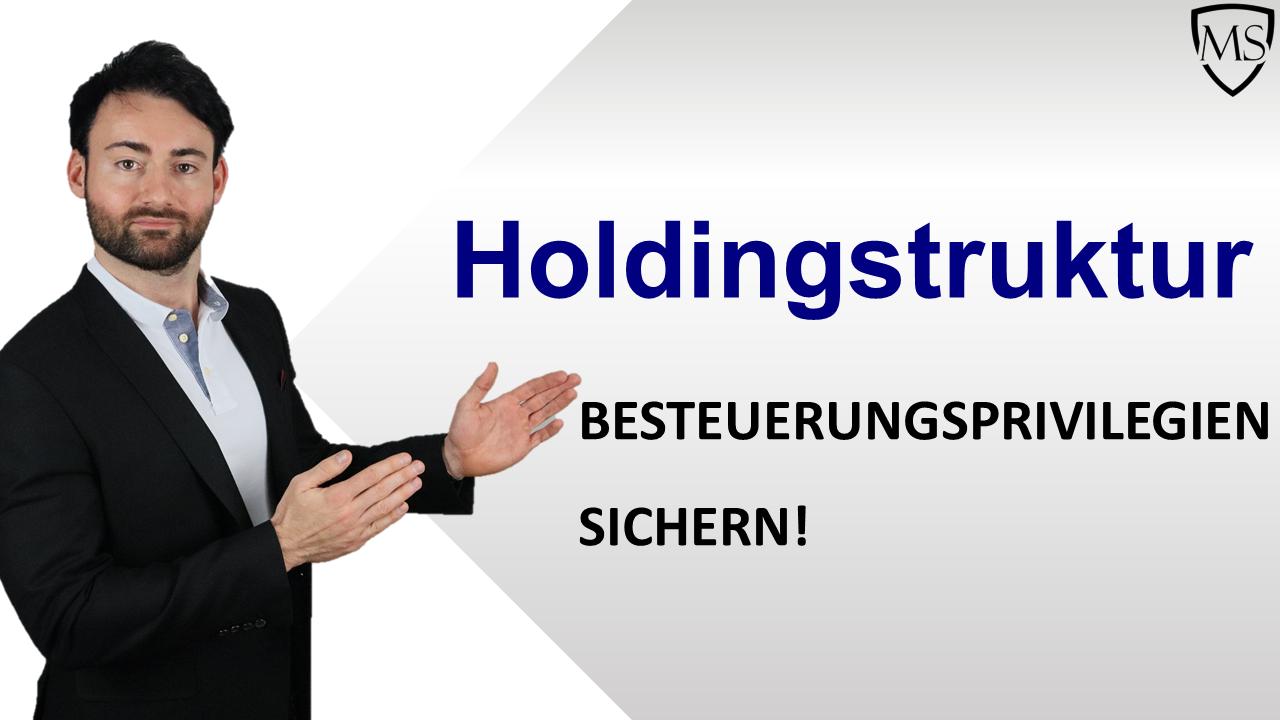 Holdingstruktur