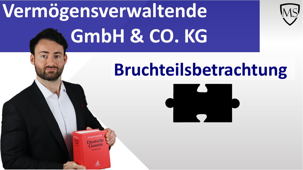 Vermögensverwaltende GmbH & Co. KG